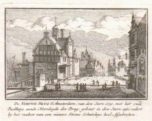 "AMSTERDAM ""KROONDRAEGSTER VAN EUROPA"" | Collectie Peter Raetsen"